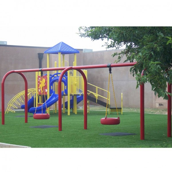 Playground on Artificial Turf