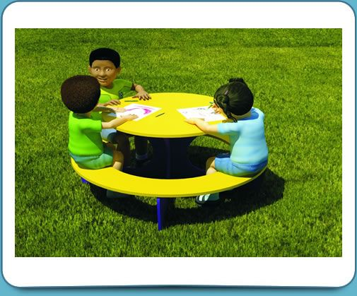 Playground Fun Table