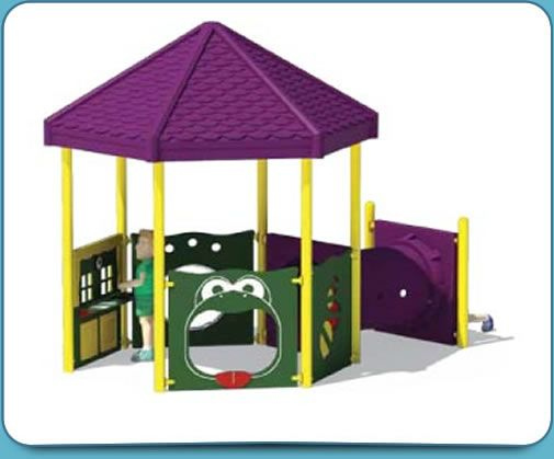 Toddler Gazebo