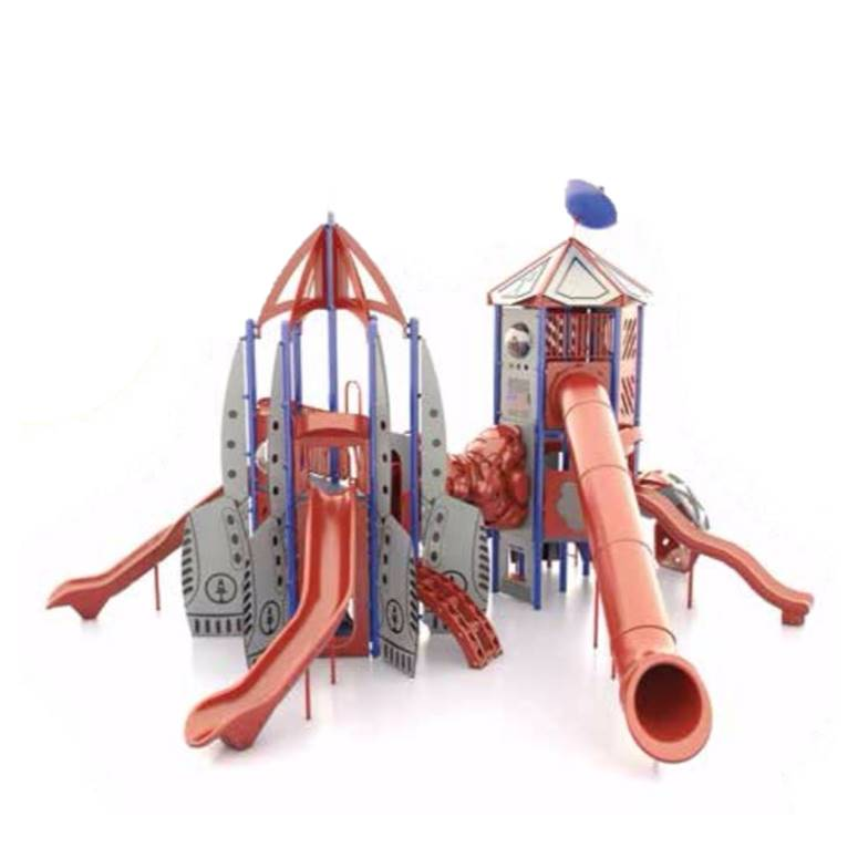 Rocket Ship Playground