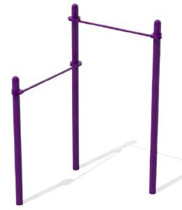 Pull-Chin Up Bars