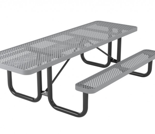 8' Ultra Leisure Perf ADA Table
