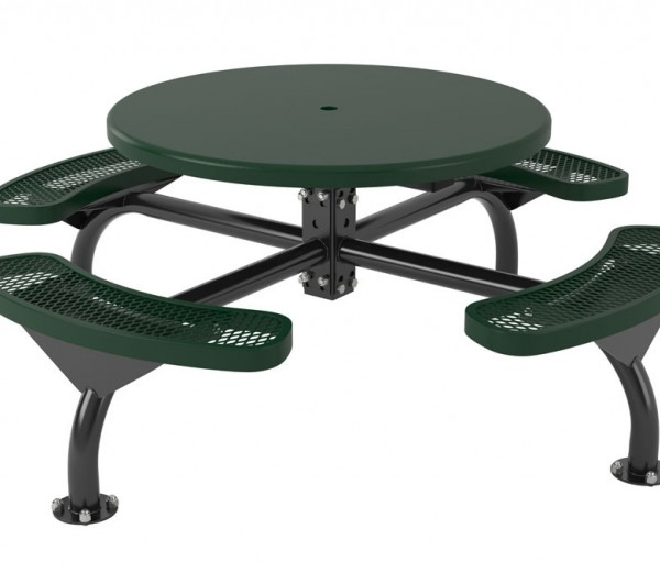 Solid Top Round Regal Table P or SM