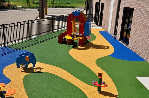 Playground on DuraPlay
