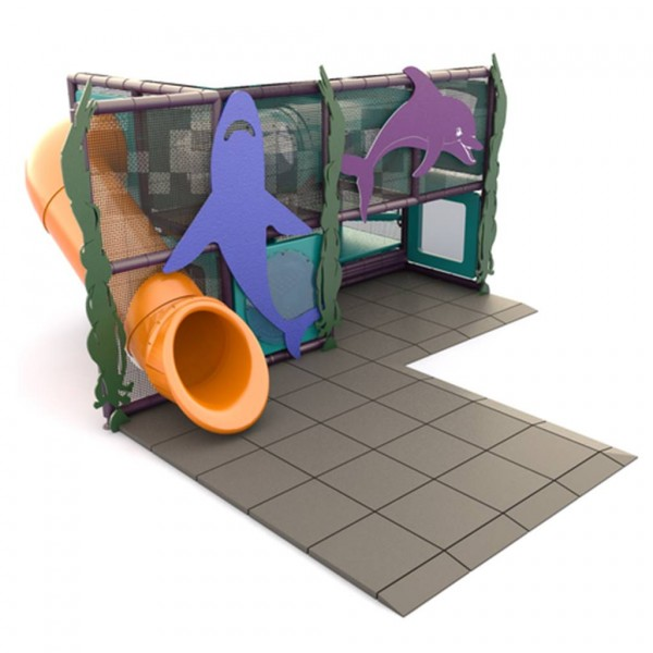 Indoor Sea Themed Playground
