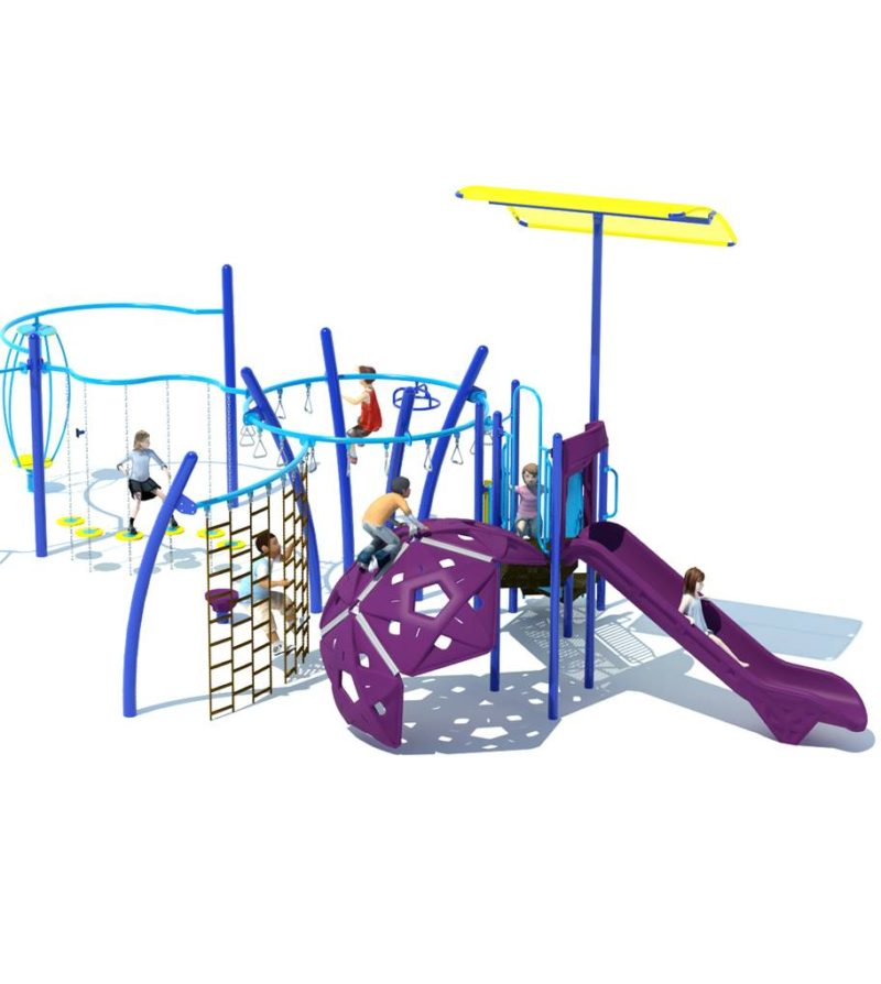 Playgrounds for Ages 5-12