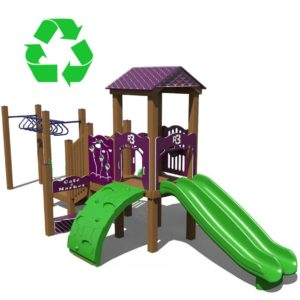 Recycled Playgrounds
