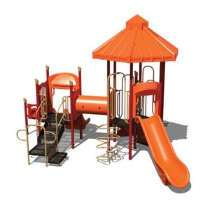 Adventure Playground Unit Structure Set