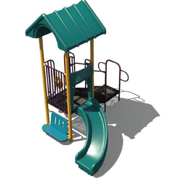 Active Playground Unit Structure Addition
