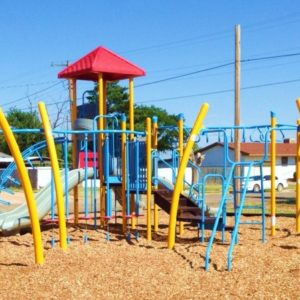 Learn more about First Baptist Church of Stratford Playground
