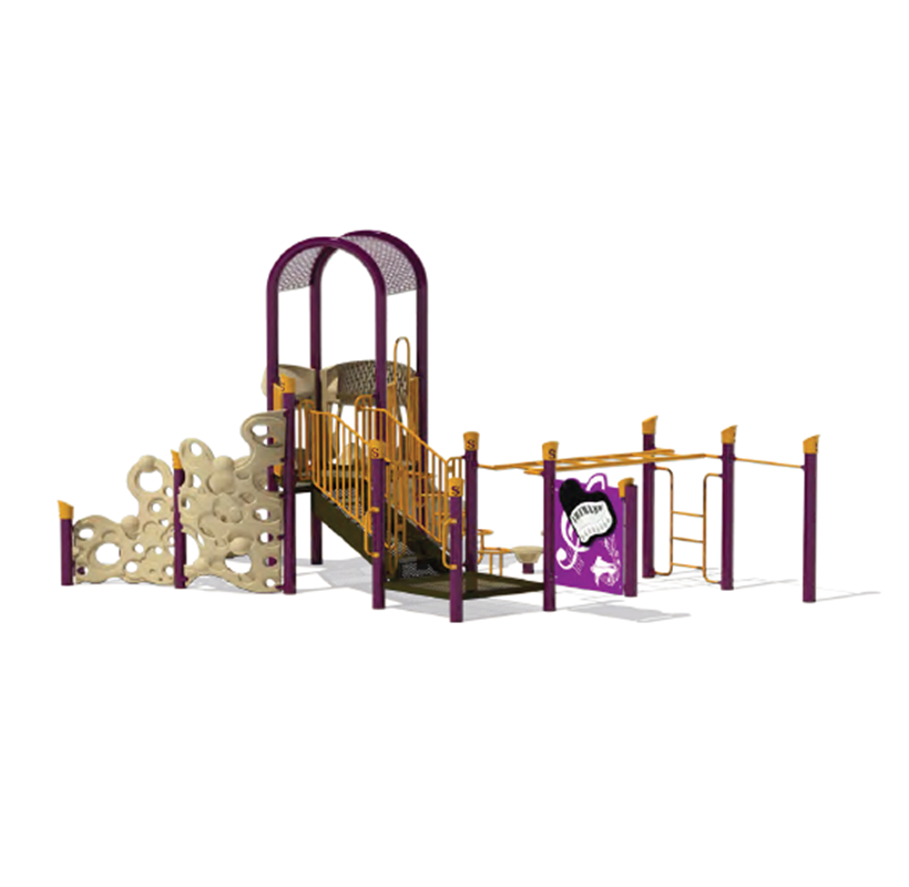 Playground Equipment Ages 2 to 5