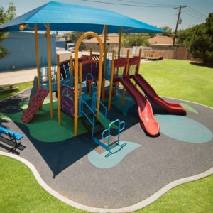 Colorful Custom Playground