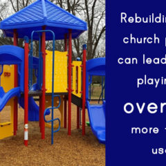 church playground