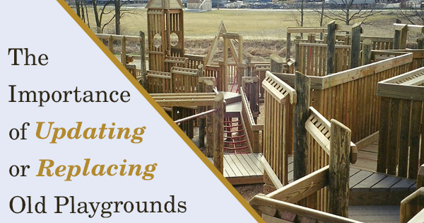 safe playground equipment for schools in texas