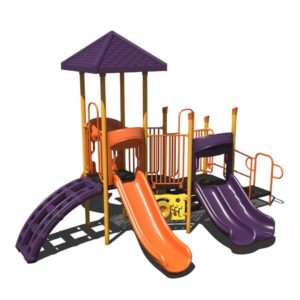 Playgrounds for Ages 2-5