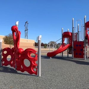 commercial school playground equipment