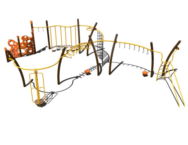 active commercial playground