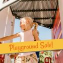 commercial playground sale