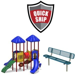 Quick Ship Playground Equipment