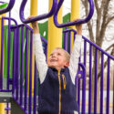 how to keep playground equipment clean