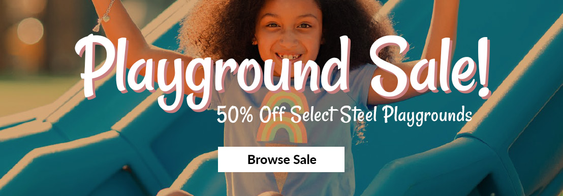 commercial playground discounts