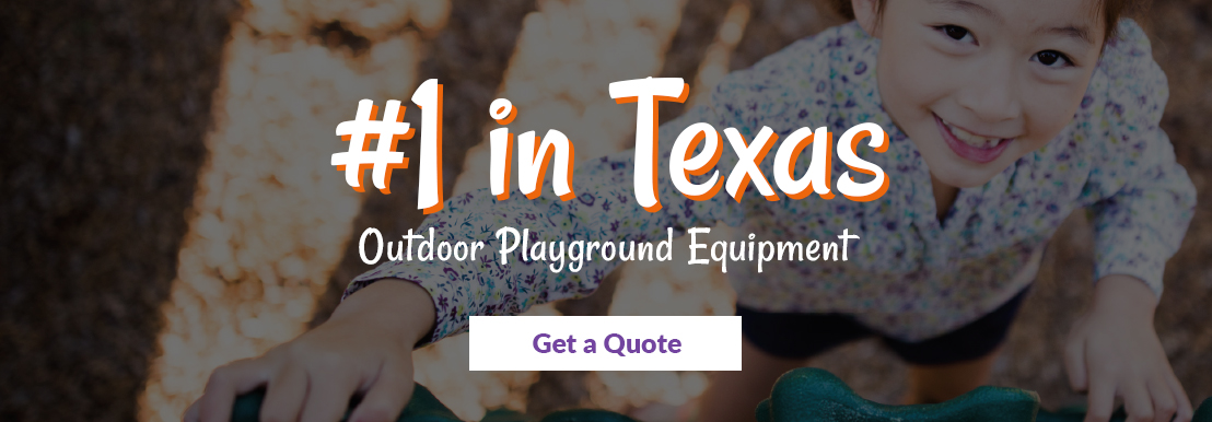 #1 in Texas for Outdoor Playground Equipment - Get a Quote!