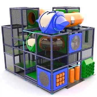 Learn more about The Big Apple indoor playground