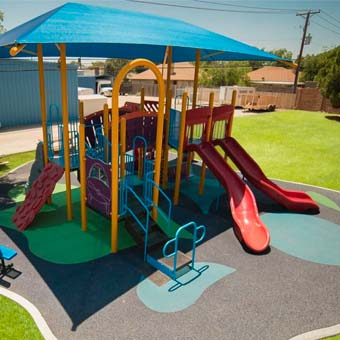 Learn more about Fairmont Park Church of Christ Playground