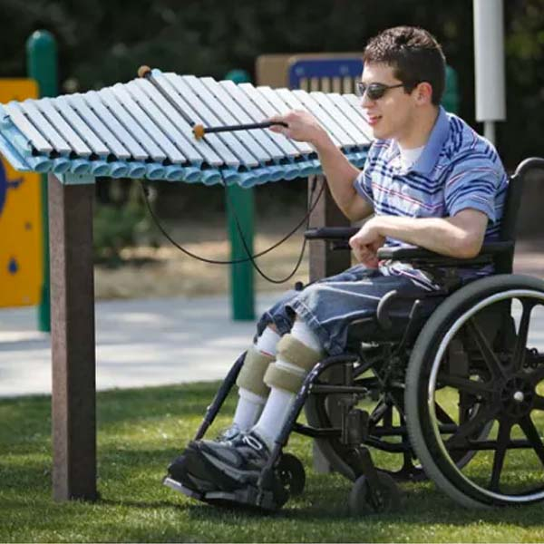 Learn more about Inclusive playground