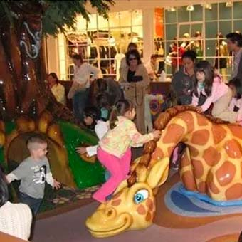 Learn more about Safari foam play structure