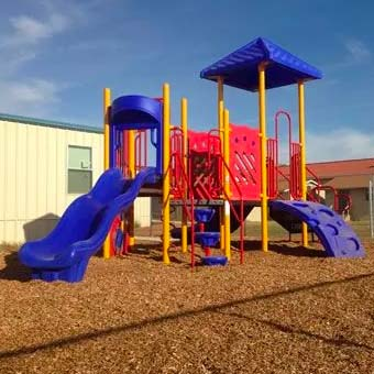 Learn more about South Elementary School Plaground